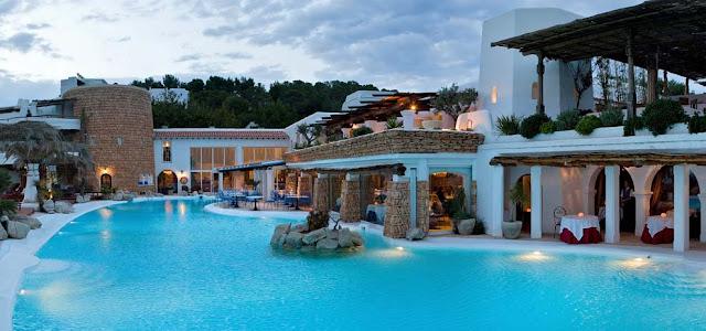Hacienda Na Xamena en Ibiza - Foto: www.hola.com
