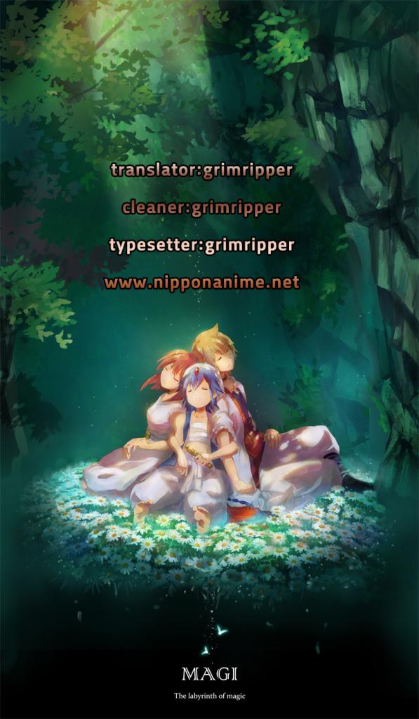 Magi the Labyrinth of Magic 103 TH การผกผันของโชคชะตา  หน้า 18