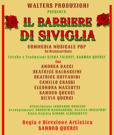 """""""IL BARBIERE DI SIVIGLIA"""" regia di Sandro Querci"""