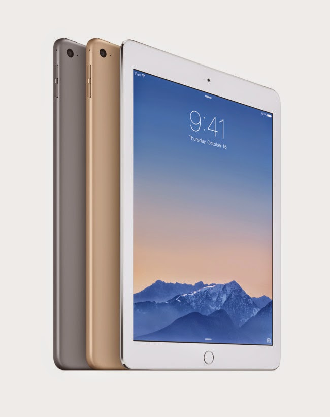 iPad, Air, 2, Apple, Tablet