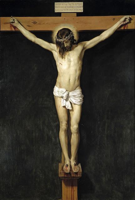 Jesus Cristo, Cristo Crucificado, Jesus Cristo Crucificado, Diego Velázquez