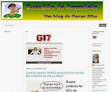 BLOG GUARDIÃO DA AMAZONIA