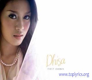 Dhisa Aku Masih Jomblo Lyrics