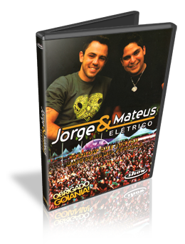 Download DVD Jorge e Mateus Elétrico Ao Vivo 2011 DVDRip