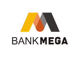 Bank Mega Logo Vector download free