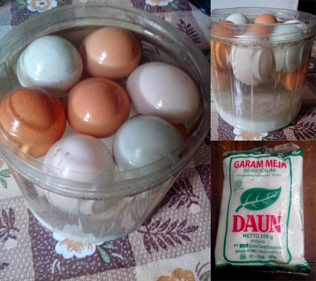 Cara Membuat Telur Asin Paling Mudah dan Praktis