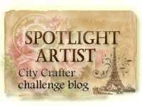 City Crafter Week 57 (Stripes and Polka Dots)