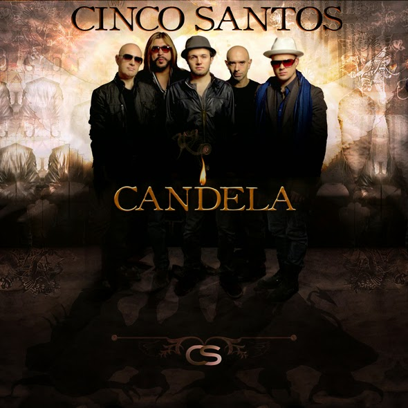 Cinco Santos Presents Their New Song and Musical Video 'Candela'