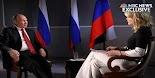 Πικρές αλήθειες που πονάνε τις ΗΠΑ είπε ο Πούτιν σε συνέντευξη που παρέθεσε στο Αμερικανικό τηλεοπτικό δίκτυο ΝΒC και φυσικά δεν προβλήθηκ...