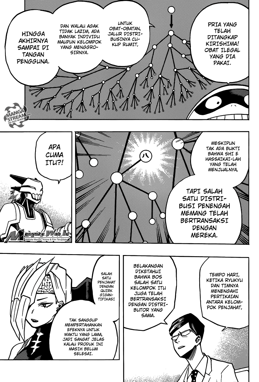 Boku no Hero Academia Chapter 135-13