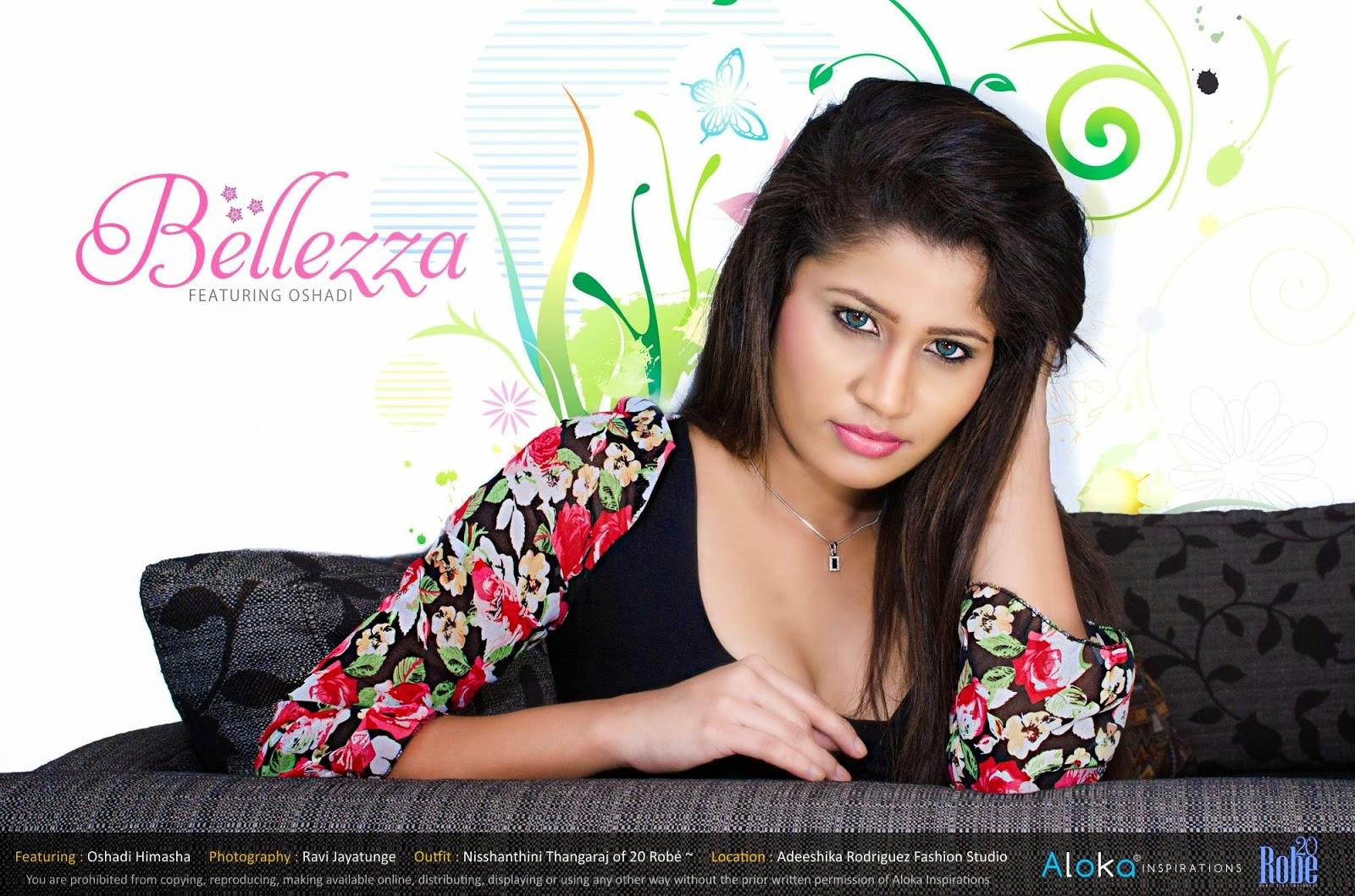 BELLEZZA by Aloka Inspirations Ft. Oshadi Himasha