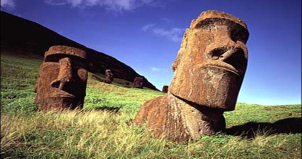 Matrimonio Simbolico En Isla De Pascua : El oráculo del trisquel misterio de los moais la