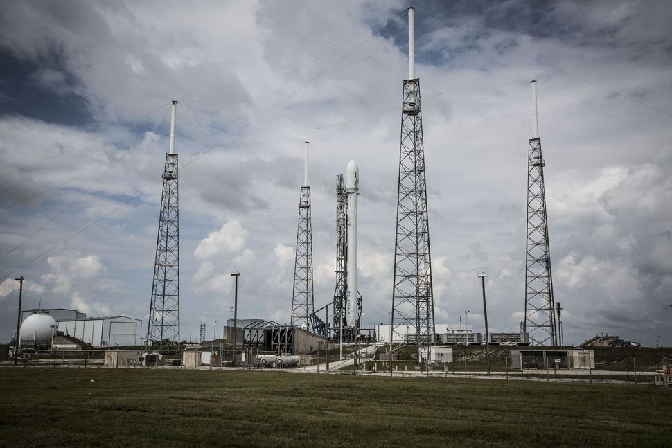 Orbcomm G2, rimandato anche il tentativo di lancio di Domenica, by SpaceX!