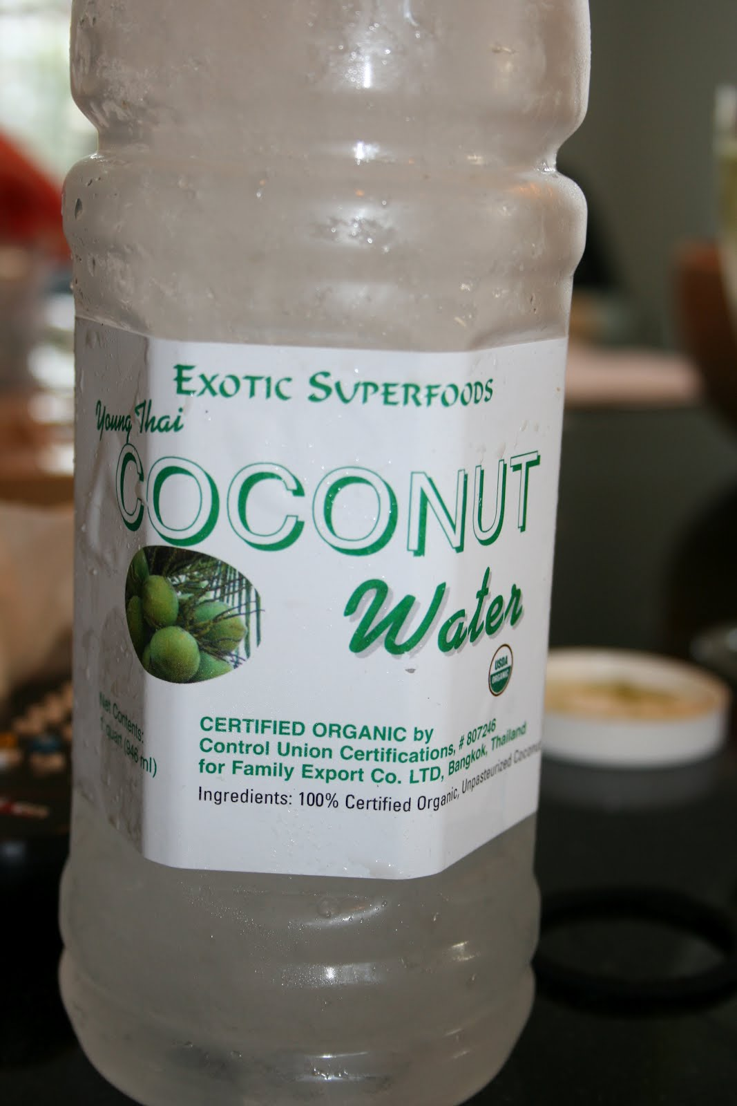 Raw Yoga Mom Exotic Superfoods Coconut Water And Meat