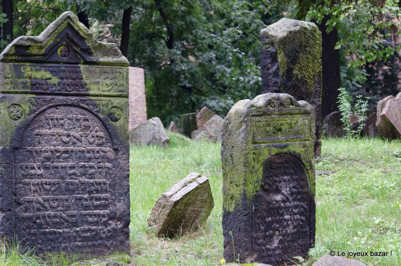 2 jours a Prague-cimetiere juif