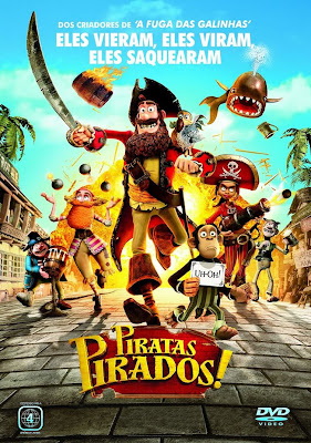 Piratas Pirados! - BDRip Dual Áudio