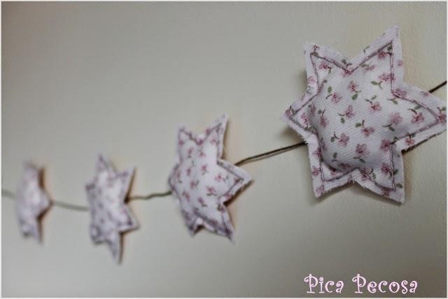 guirnalda-estrellas-tela-diy