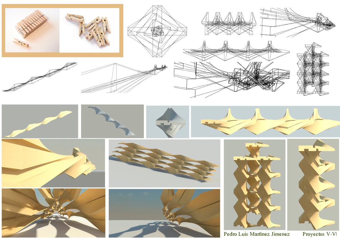 Arquitectura abisal bombay estructura arquitectura modular for Estructura arquitectura