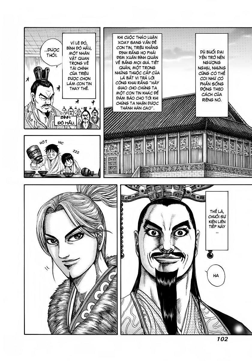 Kingdom – Vương Giả Thiên Hạ (Tổng Hợp) chap 179 page 5 - IZTruyenTranh.com