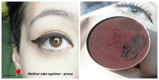 Melkior cake eyeliner tus fard pentru ochi