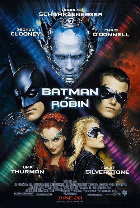 Poster Batman & Robin [1997 ]