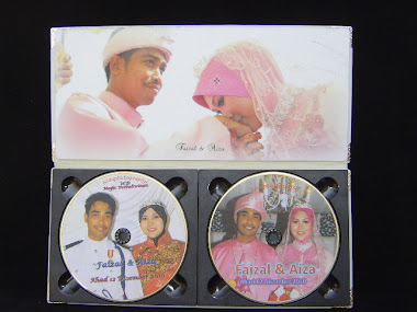 Double CD Casing - Inside