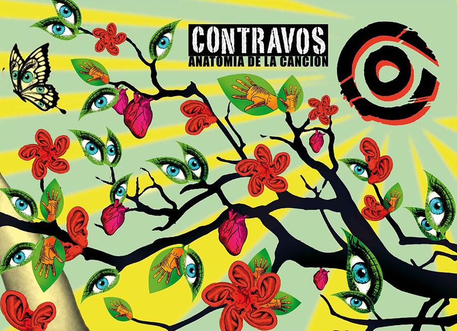 """Anatomía de la canción"""", el nuevo disco de Contravos"""