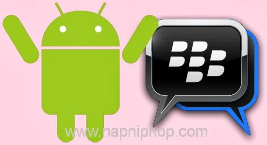 Pasang Aplikasi BBM di Android Gingerbread