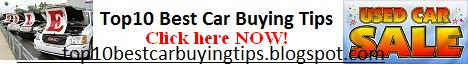 Top10 Best Car Buying Tips from Car Guru!