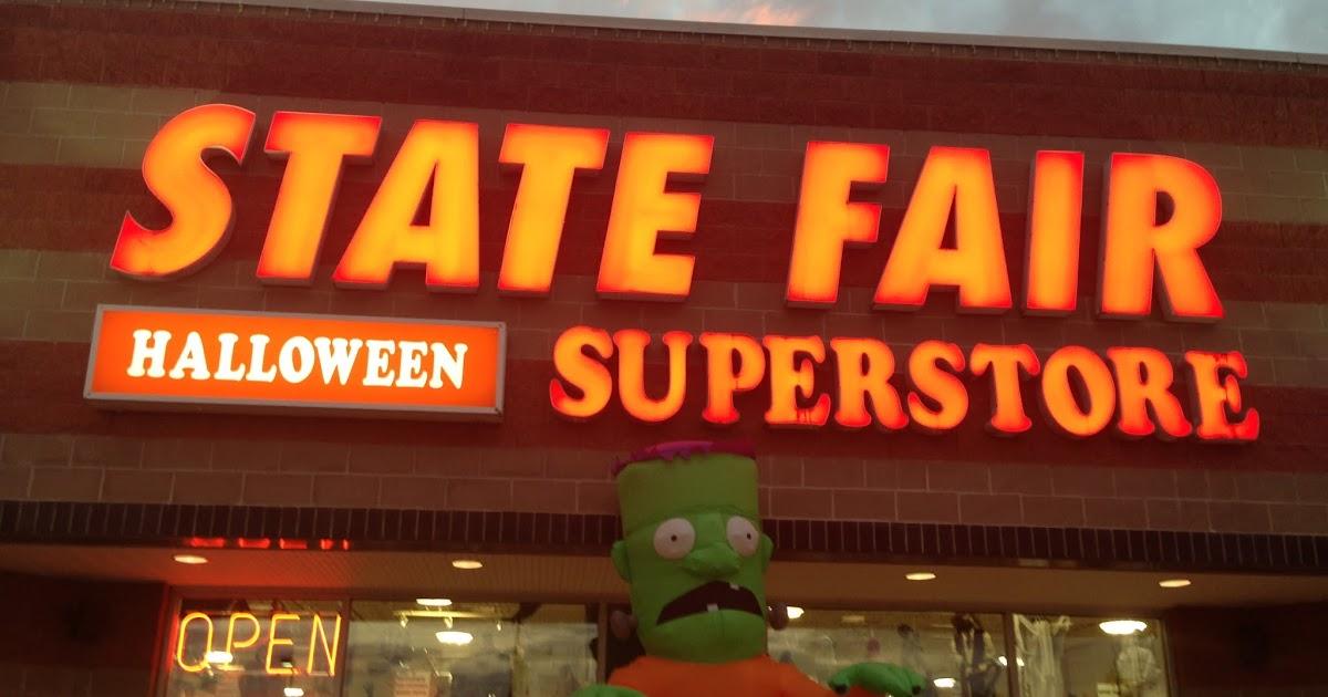 the holidaze halloween superstore - State Fair Halloween Belleville Nj