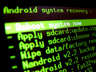 Nandroid Backup for Galaxy y