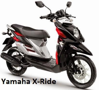 Pasaran Harga Motor X Ride Bekas 2013 2014 2015 2016 2017