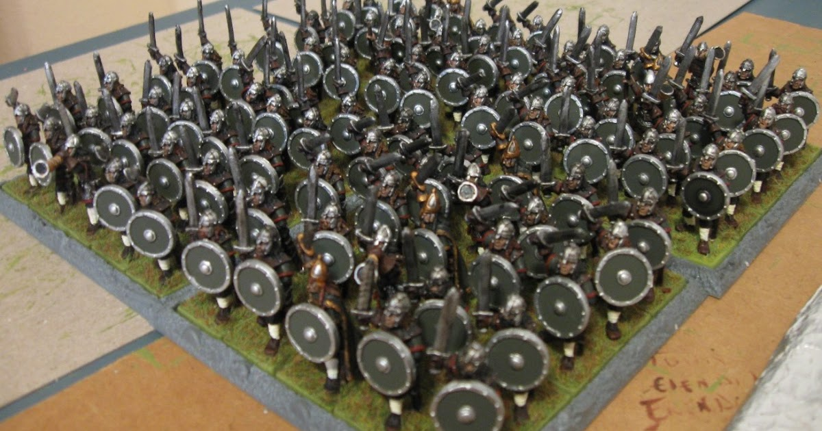 Tides Of War 28mm Rohan Army