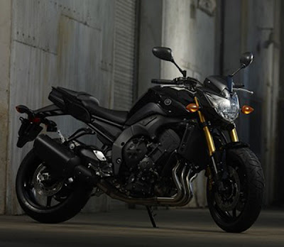 Yamaha FZ8 photo