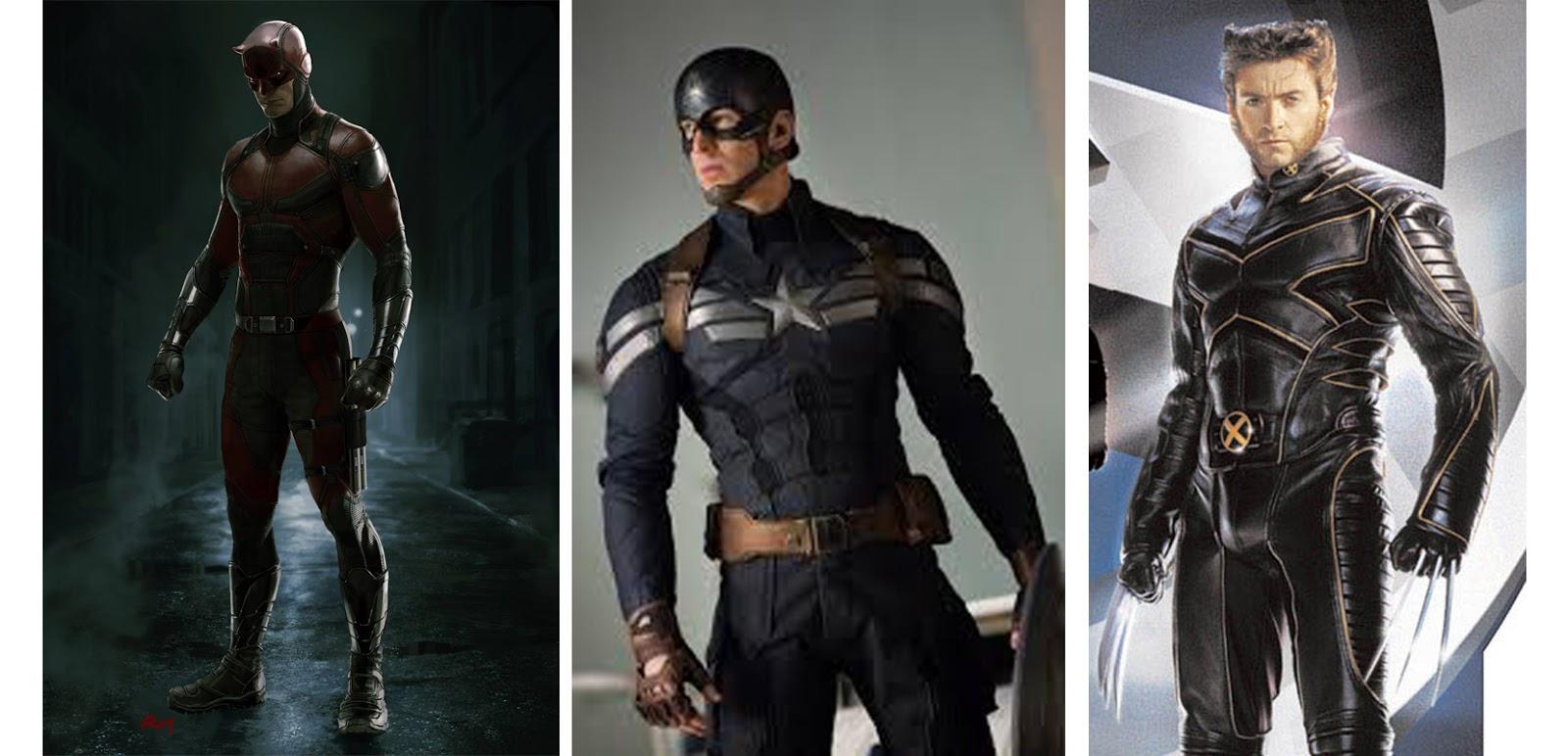Devenir un super heros devenir un super heros - Costume de super heros ...