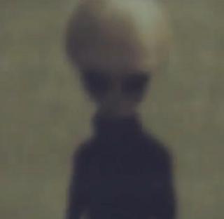 extraterrestre en video ruso