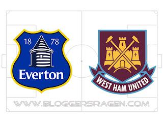 Prediksi Pertandingan Everton vs West Ham United
