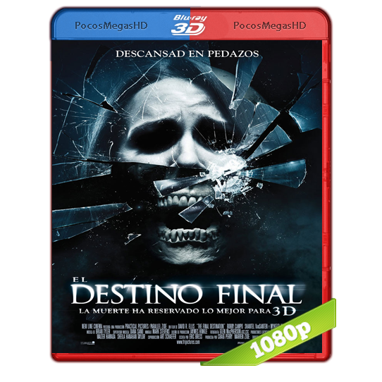 Destino final 4 (2009) 3D HOU BRRip 1080p Audo Trial Latino/Castellano/Ingles 5.1