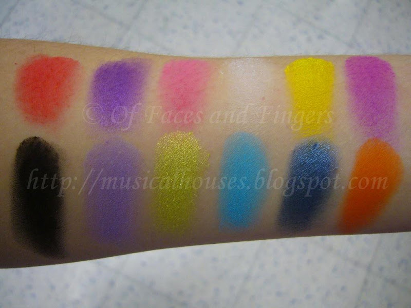 Sleek Circus Palette