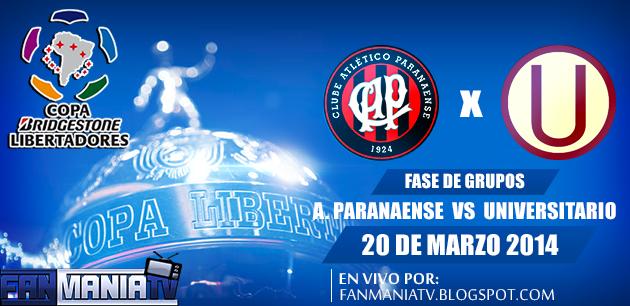 Atlético-Paranaense-vs-Universitario-Online-Gratis