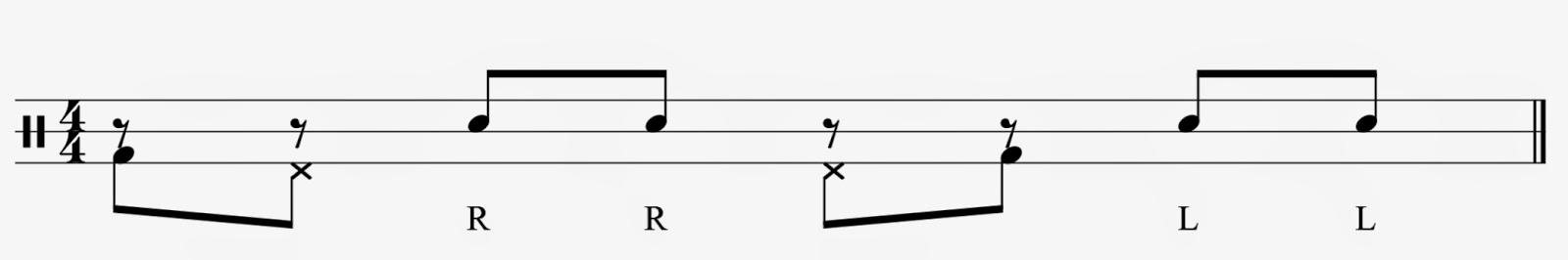 variacion paraddidle navarro