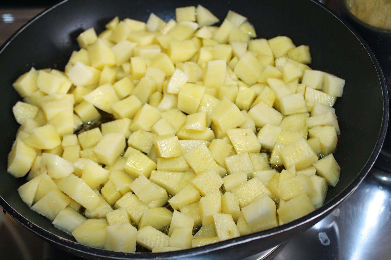 ricetta spagnola tortilla di patate