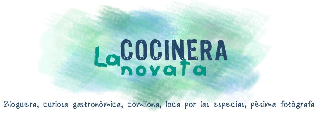 LA COCINERA NOVATA