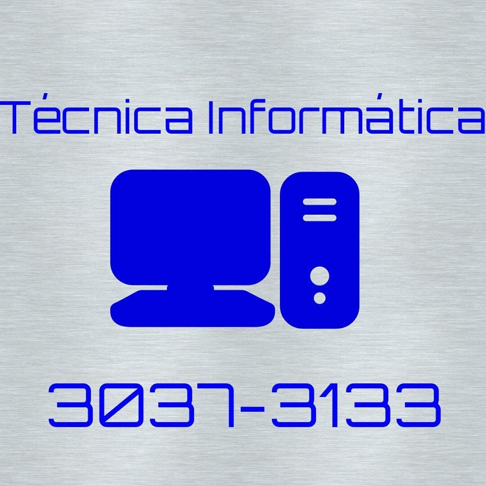 técnico informatica