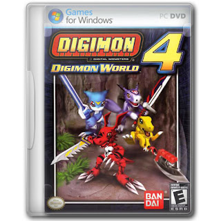 Free Download PC Game Digimon World 4 Full Version