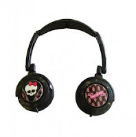 Buy Monster High Lightweight & Compact Headphones at Rs.198 Only