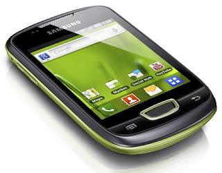 Cara Setting 3G Only Untuk Samsung Galaxy Mini