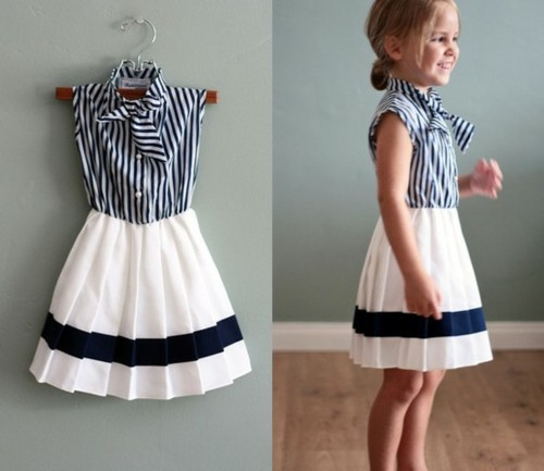 I Also Found This Super Adorable Nautical Dress For A Little Wouldn T It Be Perfect Flower S So Cute That Could