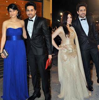Hottest Celebrities at Filmfare Awards-2013