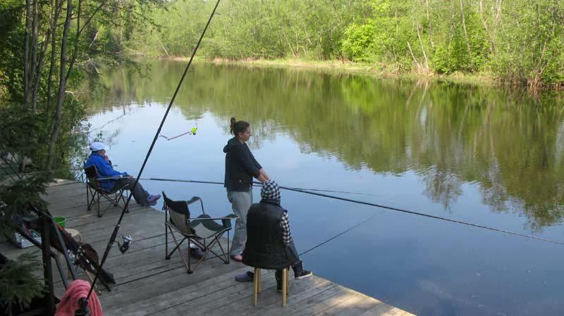 река идеи рыбалка